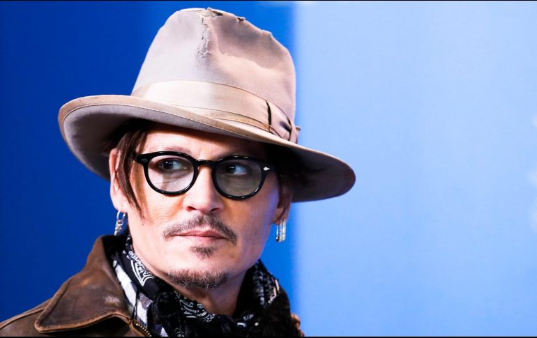 Depp demandó a la editorial del diario, News Group Newspapers, y al editor ejecutivo Dan Wootton por un artículo de 2018. AP / ARCHIVO